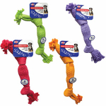 "Ethical Products 4358 14"" Squeak Rope Dog Toy"