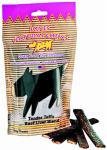 Jones Natural Chews 982 Dog Treats, Beef Liver Tender Taffy, 8-oz.