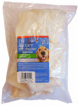 Pet Factory 79049 Dog Treats, American Beefhide Rawhide Chips, 6-oz.
