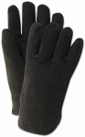 Magid Glove & Safety Mfg HMDCH114T2 2PK BRN Jersey Glove