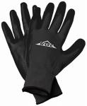 Magid Glove & Safety Mfg ROC20TLCS LG BLK Poly Palm Glove