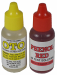 Jed Pool Tools 00-230 Pool Test Kit or Kitchen Refill, 2-Way
