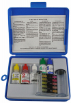 Jed Pool Tools 00-486 Pool Test Kit or Kitchen Refill, 5-Way