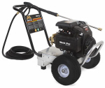 Mi T M WP-3000-0MHB Pressure Washer, 187cc Horizontal Gas Engine, 3000-PSI, 2.3 GPM