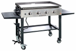North Atlantic Imports 1554 Griddle Cooking Station, 4-Burner, , 36-In.