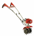 Schiller Grounds Care 7920 Tiller/Cultivator, Gas 2-Cycle Engine