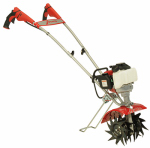 Schiller Grounds Care 7940 Tiller/Cultivator, Gas 4-Cycle Engine