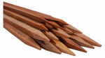 Bond Manufacturing SMG12062 Hardwood Plant Stakes, 4-Ft., 5-Pk.