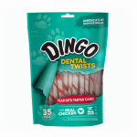 United Pet Group DN-99092 Dingo 35CT Dental Twist