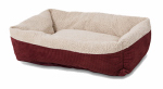 Petmate 80138 Aspen Pet Lounge Bed, Self-Warming
