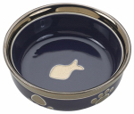 "Ethical Products 6883 5"" BLK/COP Cat Dish"