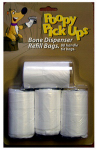 Cygany 20-9 Bone Dispenser Pet Waste Refill Bags, 4 Rolls, 20-Bags Each