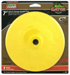 "Ali Industries 3020 Gator 7"" Backer Pad"