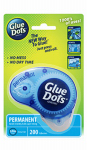 Glue Dots International 11346 Permanent Adhesive Dispenser, 3/8-In., 200-Ct.