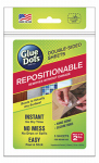 Glue Dots International 37010 5CT Adhes Sheet