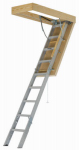 Louisville Ladder AEE2510 Attic Ladder, Pinnacle Series, Aluminum, 25.5-In.