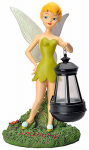 Woods International 4091 Garden Statue with Solar Lantern, Tinker Bell, 17-1/2-In., Must Purchase in Quantities of 2