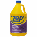 Zep ZUSTT128 Shower, Tub & Tile Cleaner, 1-Gal.