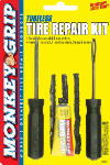 Bell Automotive Products 22-5-08804-M Steel-Belted Tire Repair Kit