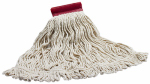 Rubbermaid Comm Prod 1887078 Cotton Mop Head, #24 Loop End