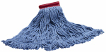 Rubbermaid Comm Prod 1887087 Commercial Mop Head, #24 Blended Cotton & Synthetic Yarns