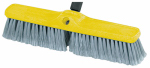 Rubbermaid Comm Prod 9B0000GRAY Fine Floor Sweep (Without Handle), 18-In.