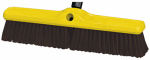"Rubbermaid Comm Prod 9B1500MARN 18""Coar Block Floor Sweep"