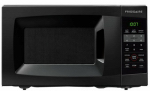 Almo Distributing Wisconsin FFCM0724LB Microwave Oven, 9-5/8-In. Turntable, Black, 700-Watts, .7 Cu. Ft.