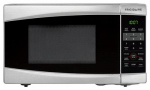 Almo Distributing Wisconsin FFCM0734LS Microwave Oven, 9-5/8-In. Turntable, Stainless Steel, 700-Watts, .7-Cu. Ft.