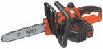 Black & Decker LCS1020 Chain Saw, Cordless, 20-Volt, 10-In.