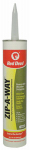 Red Devil 0606 Zip-A-Way Removable Weather Stripping Caulk, Clear, 10.1-Oz.
