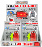 Shawshank Ledz 900257 5 LED Safety Flasher