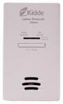Kidde Plc 21025761 Carbon Monoxide Alarm, AC/DC, 6-Pk.