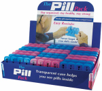 Dm Merchandising PILL-PACK 7 Day Plastic Pill Box