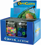 Dm Merchandising OC-CLN Lens Cleaning Microfiber Cloth, 5.5 x 7.5-In.
