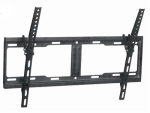 Audiovox MST71BKR LCD/LED Tilt TV Wall Mount, Black, 37 to 70-In.