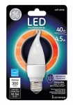 G E Lighting 89950 GE 4.5W WHT LED Bulb