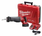 Milwaukee Electric or Electrical Tool 2720-21 Sawzall Reciprocating Saw Kit, 18-Volt