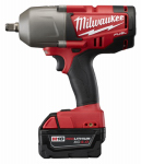 Milwaukee Electric or Electrical Tool 2763-22 M18 Fuel High-Torque Impact Wrench With Friction Ring Kit, 1/2-In.