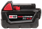 Milwaukee Electric or Electrical Tool 48-11-1840 M18 Red Lithium XC 4.0 System Starter Kit