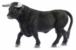 Schleich North America 13722 Toy Figure, Black Bull, Ages 3 & Up
