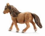 Schleich North America 13750 Toy Figure, Shetland Pony Mare, Ages 3 & Up