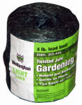 Wellington Cordage 14258 Household Jute Twine, 3-Ply, Green, 208-Ft.