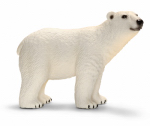 Schleich North America 14659 Toy Figure, Polar Bear, Ages 3 & Up