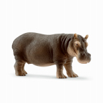 Schleich North America 14814 Toy Figure, Hippopotamus, Ages 3 & Up