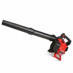 Mtd Southwest TB2BVEC Gas Leaf Blower, 2-Cycle, 27cc Engine