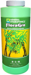 Hydrofarm GH1421 Hydroponic Vegetable Advanced Nutrient System, 16-oz.