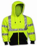Tingley Rubber S78122.MD MED YEL/GRN Sweatshirt