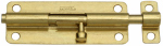 "National Mfg/Spectrum Brands Hhi N151-761 5"" Brass Barrel Bolt"