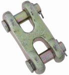 "National Mfg/Spectrum Brands Hhi N282-145 1/2""YEL Double Clevis Link"